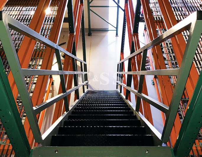 Pallet Racking Storage For Agricultural Business