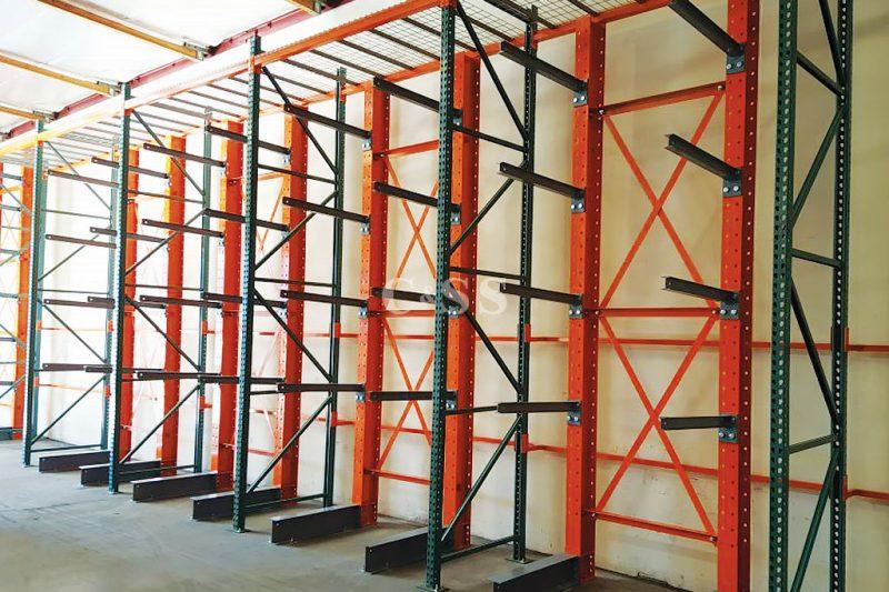 Cantilever Pallet Racking For Elevator Manufacturer