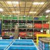 Full And Split Roller For Warehouse Pallet Flow