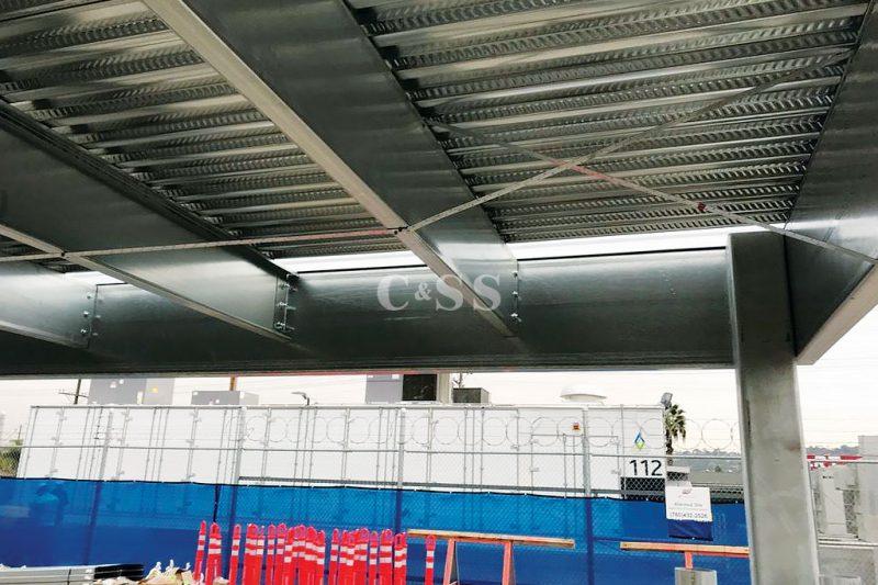 Galvanized Pallet Storage Racks Energy Materials