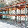 Heavy Duty Push Back Storage Ensures Warehouse Safety