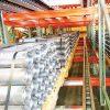 Heavy Duty Push Back Storage For Company Facility