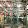Heavy Duty Push Back Storage For Company Safety