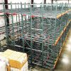 Heavy Duty Push Back Storage For Valuable Products