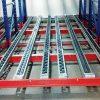 Modern Warehouse Uses Heavy Duty Push Back Storage