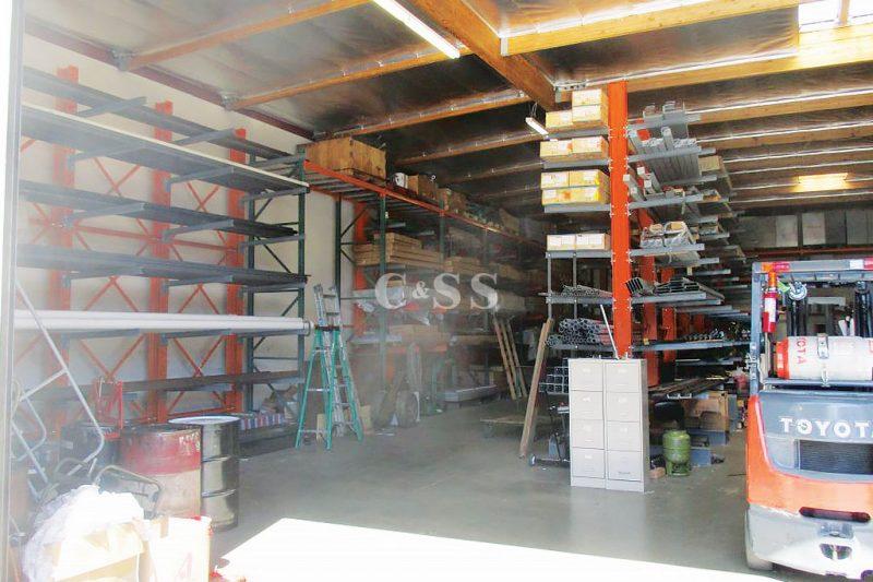 Pallet Racking Shelves For Warehouse Earthquake Safety