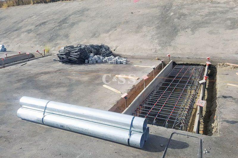 Pallet Storage Racks For Public Utility Business