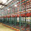 San Diego Business Uses Heavy Duty Push Back Storage