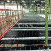 Warehouses Use Heavy Duty Skate Wheel Pallet Flow Racking