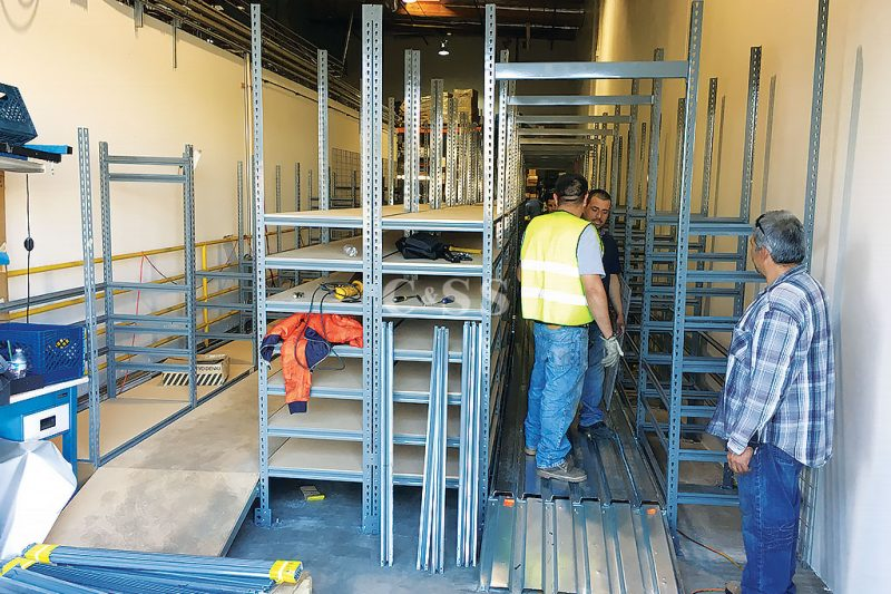 Pallet Storage Racking To Store Cutting Edge Technology