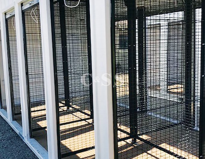 Wire Partition Lockers For Military And Civilians Safety