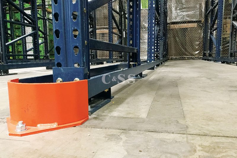 Drive In Pallet Racking System Improves Earthquake Safety
