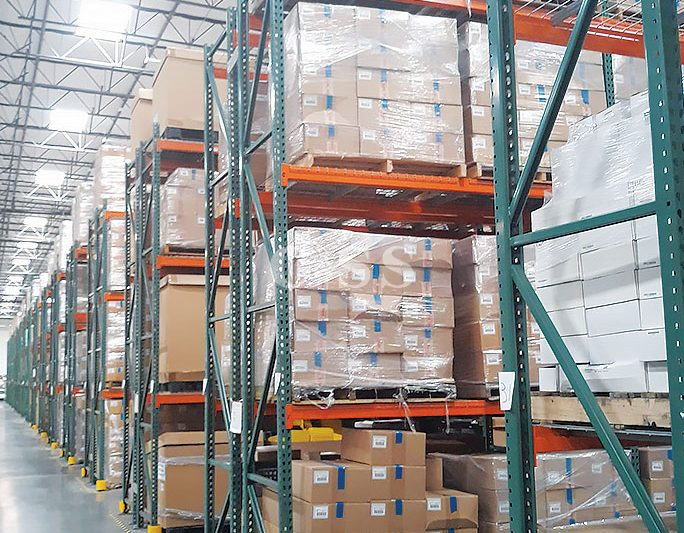Pallet Racking and Shelving For Earthquake Safety