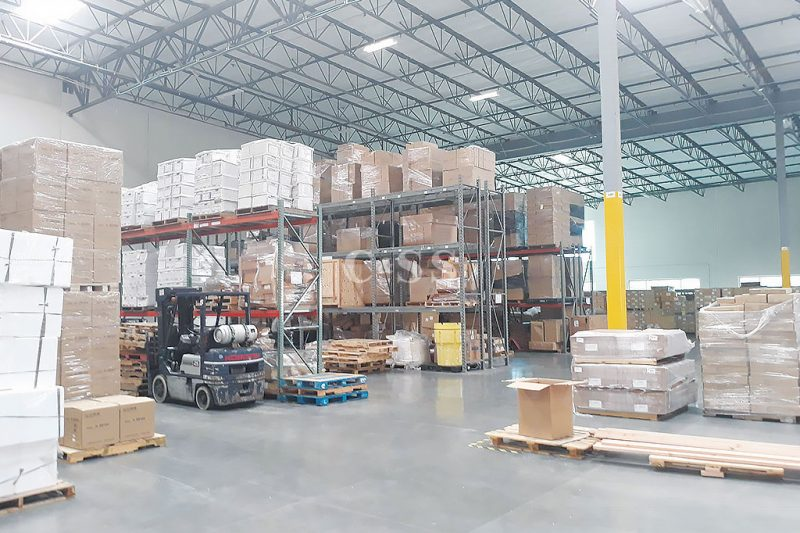 Pallet Racking and Shelving For Electronic Materials