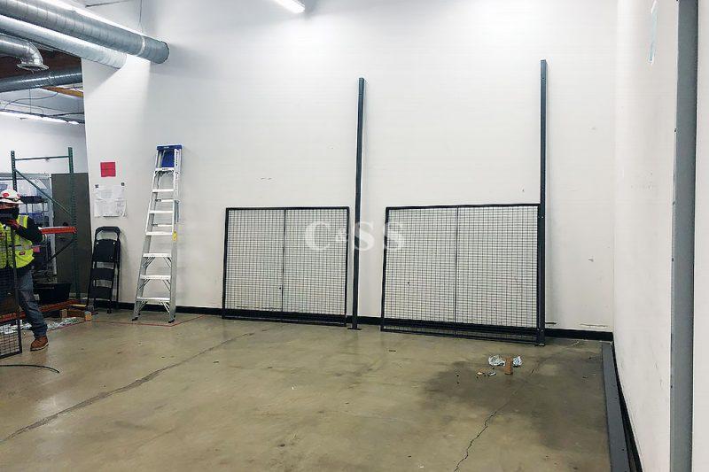 DEA Storage Cage for Leading Pharmacy Company
