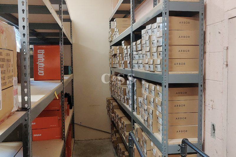 Skateboard Retailer Protects Inventory with Boltless Shelving