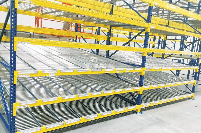 Warehouse Storage System for Residential Solar Provider