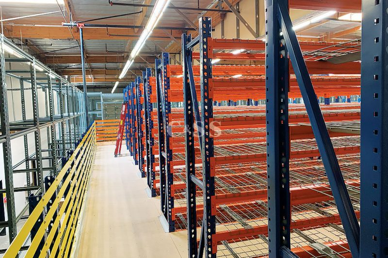 Warehouse Pallet Racking Helps with Earthquake Safety