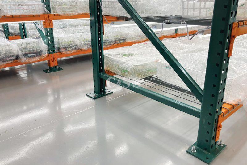 Seed Company Installs Industrial Storage Racks Heavy Duty
